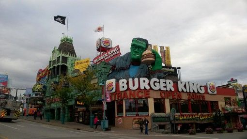 Niagara Falls' unnecessary theme park-like attractions