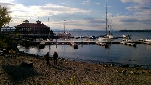 Lake Champlain, Burlington