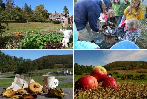 Fall Festival at Billings Farm, Vermont