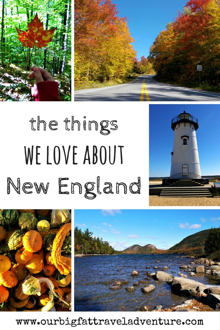 We spent two months travelling around New England in the fall, here are the things we loved about it from foliage and scenery to diners, pancakes and people.