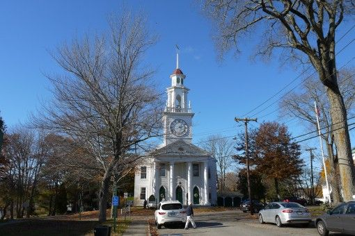 South Congregational Church, Kennebunkport, Maine