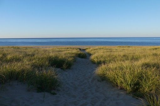 Race point Beach on Cape Cod