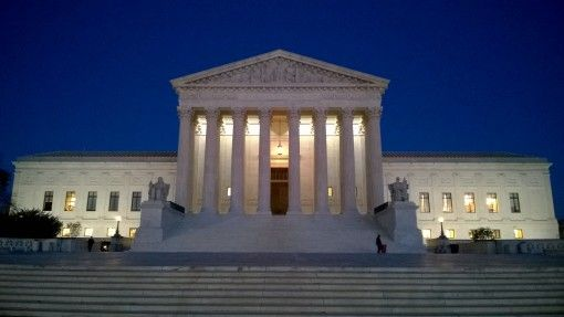 The Supreme Court, Washington DC