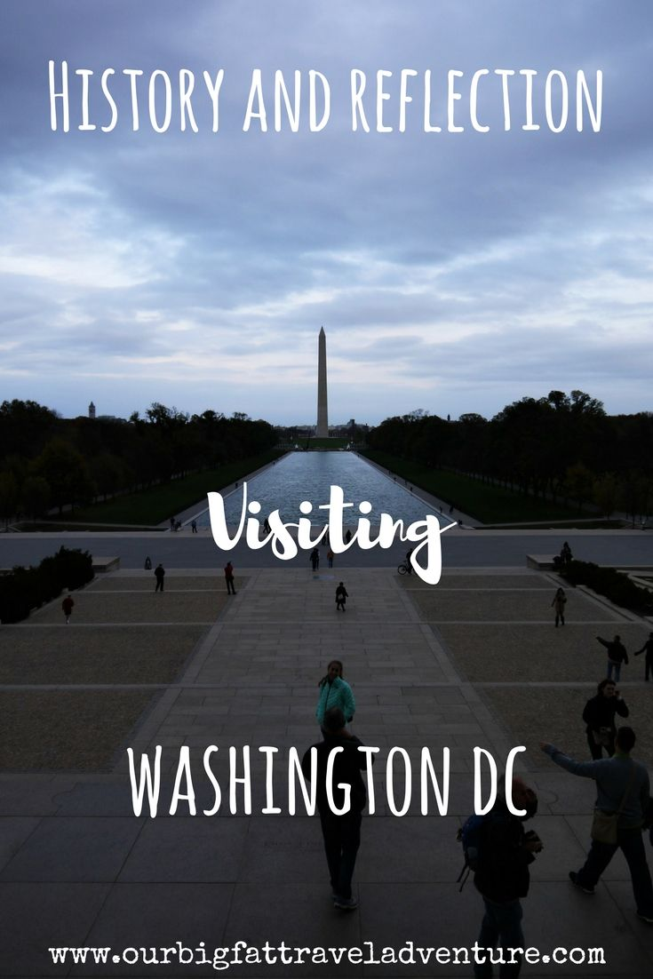 While visiting Washington DC we learnt so much about the USA and its history at the museums, memorials and monuments.
