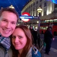 Us in Central London