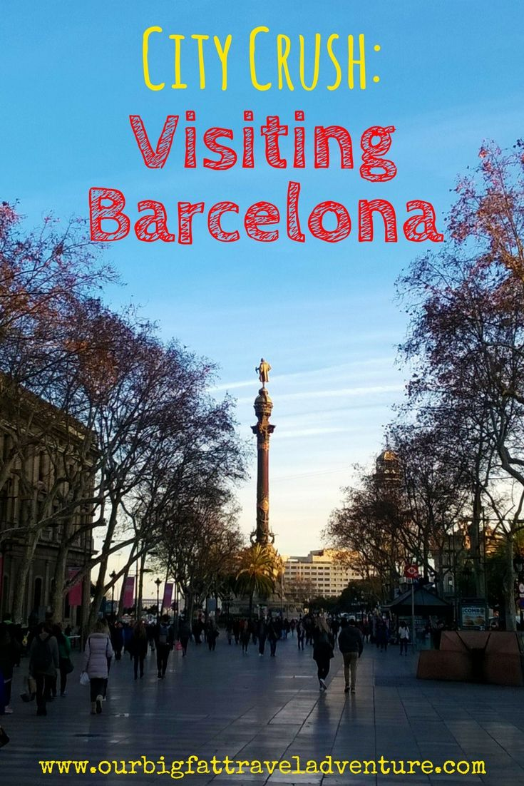 Visiting Barcelona Pinterest