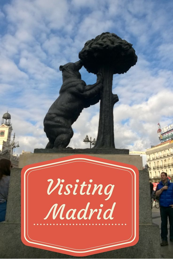 Visiting Madrid