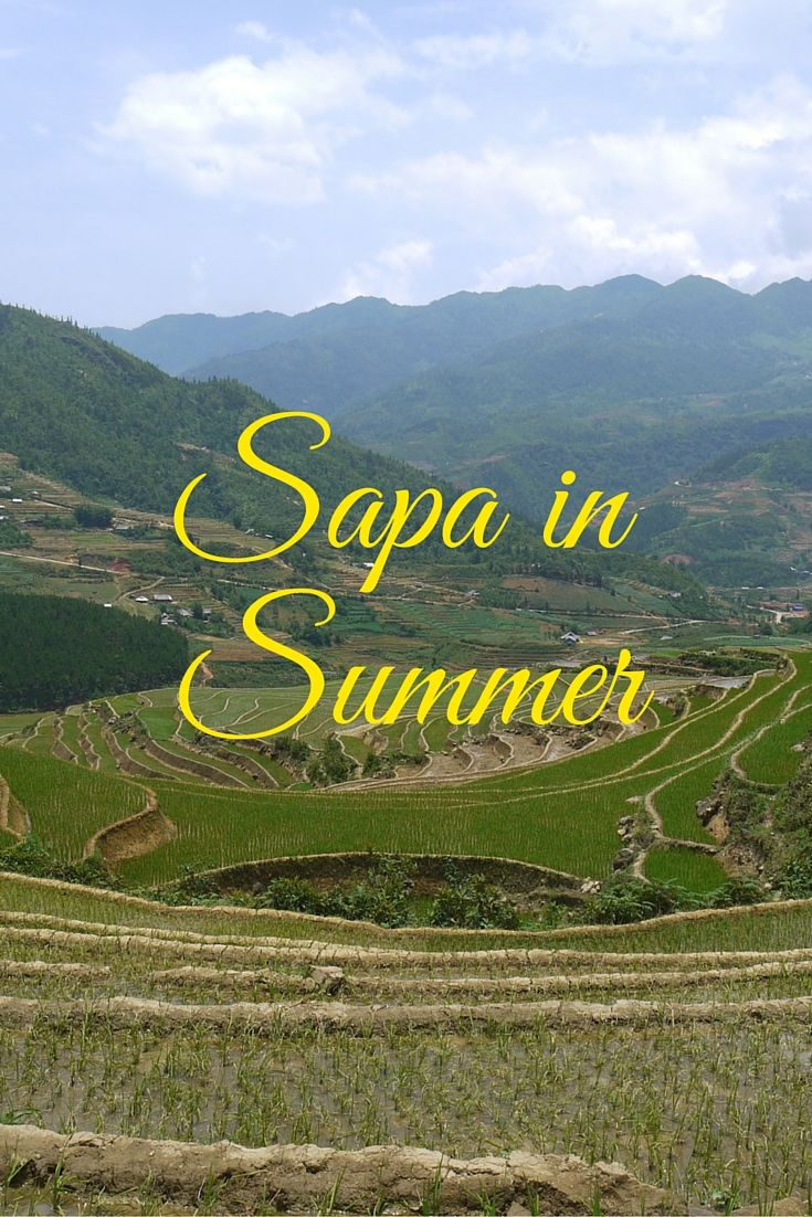 Sapa in Summer