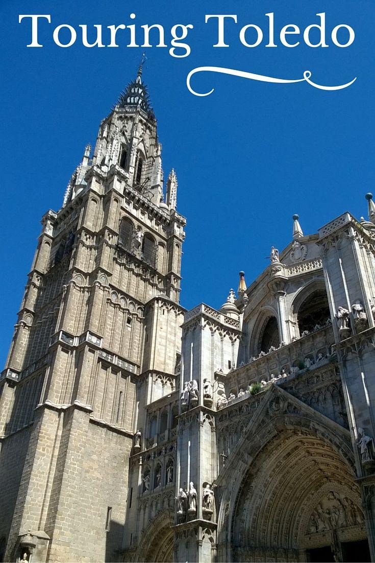 Touring Toledo, Spain