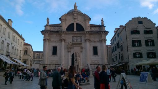 Church of Saint Blaise, Dubrovnik