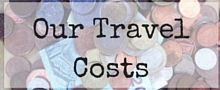 Our Travel Costs