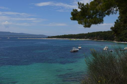 Brac Island in Croatia