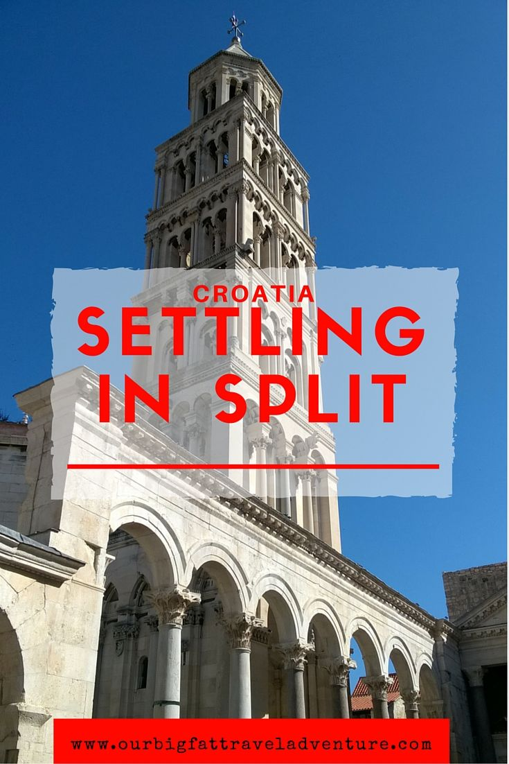 Settling in Split, Pinterest