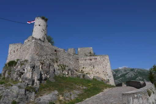 Kliss Fortress, Croatia