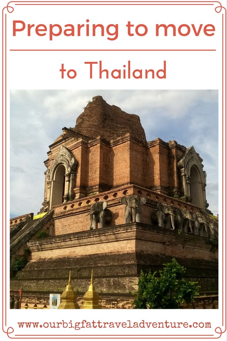 preparing to move to Thailand, Pinterest