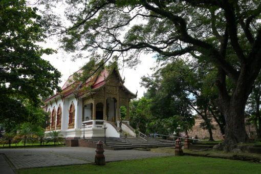 Wat Ched Yot Temple, Chiang Mai