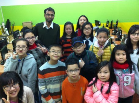 Teaching English in Hanoi, Vietnam, as a non native English speaker