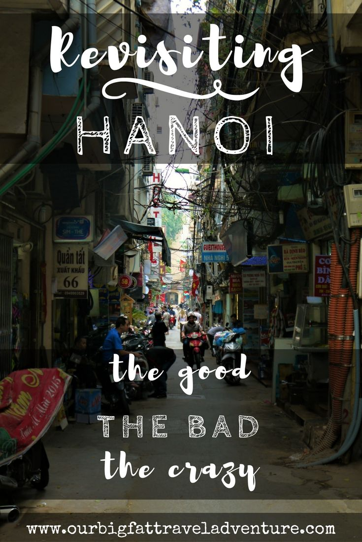 Revisiting Hanoi Pinterest Pin