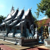The Silver Temple, Chiang Mai