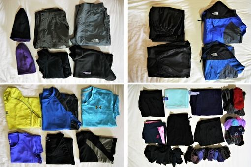 Everest Base Camp Trek Clothing