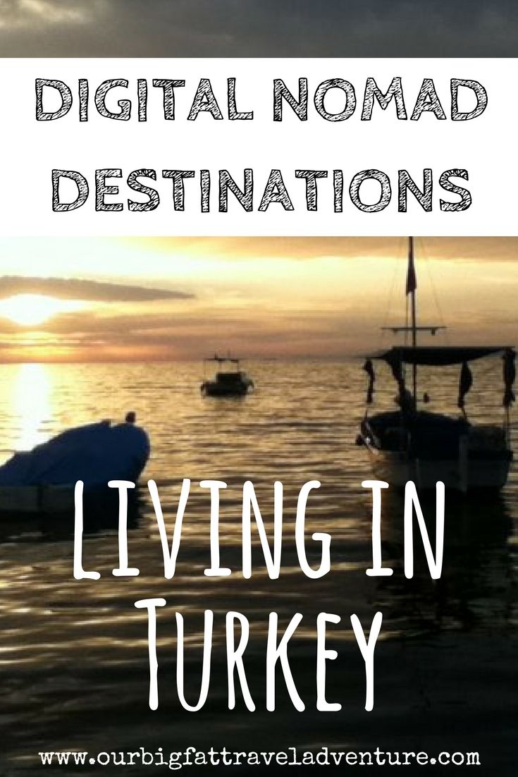 In this edition of digital nomad destinations we chat to Shane from The Working Traveller about what living in Turkey is like and working remotely in Didim.
