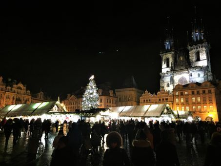 Prague Xmas Markets - Old Town Square