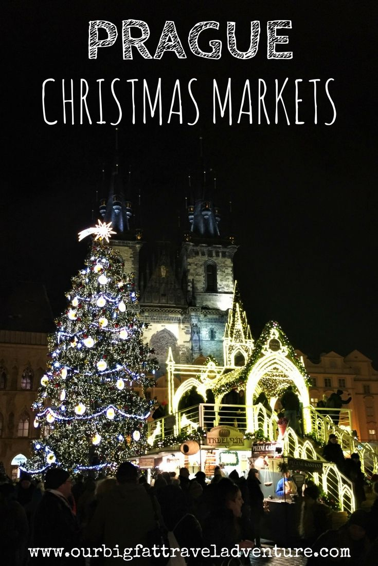 Prague Xmas Markets
