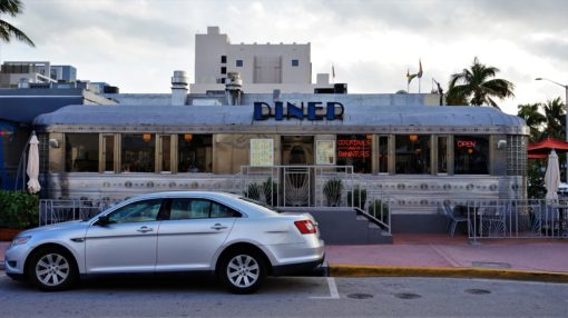 11th Street Diner, Miami Beach