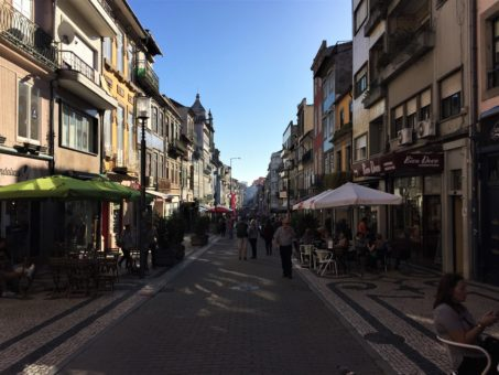 Porto's Santa Catarina Shopping Street