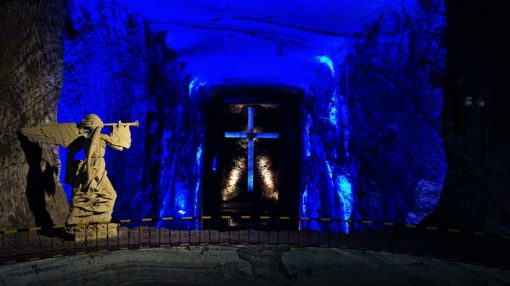 The Salt Cathedral, Colombia