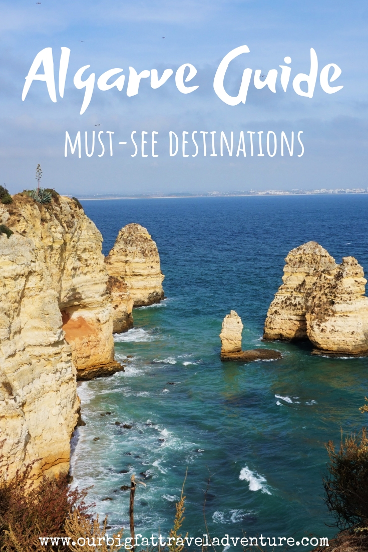 Algarve Guide Pinterest Pin