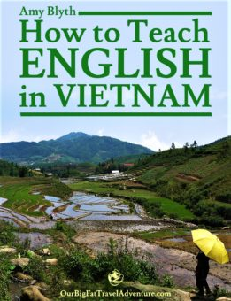How to Teach English in Vietnam Ebook - Amy Blyth